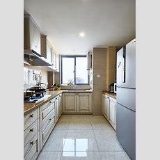 Europeanstyle Long Kitchen Design