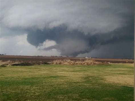 Rochelle Tornado Photos, Video Show The Damage Done In