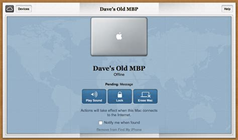 find my iphone offline remove an obsolete device from find my iphone ask dave