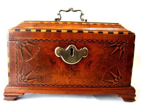 box kitchen cabinets a fabulous antique tea caddy box dated 1772 1772