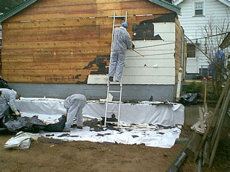 asbestos removal   homeowner remove asbestos