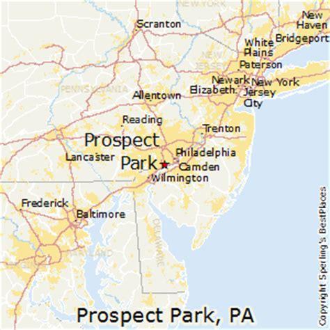 places    prospect park pennsylvania