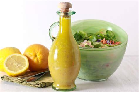 salad dressing citrus shallot salad dressing overtime cook