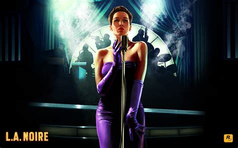 Central Wallpaper: L.A Noire HD Game Wallpapers
