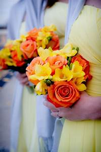 66 best Cobalt blue, yellow, orange wedding images on ...