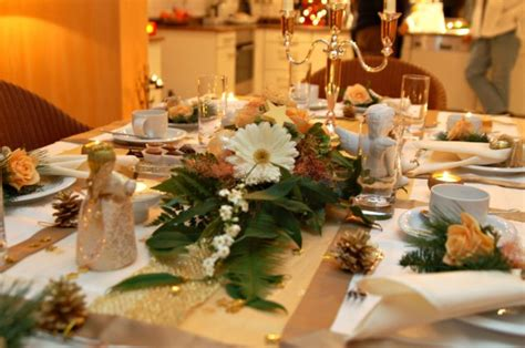 Weihnachtsdeko Für Den Tisch by Weihnachtsdeko Tisch Im Advent Unser Zuhause Zimmerschau