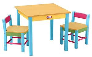 little tikes table and chair set vintage little tikes
