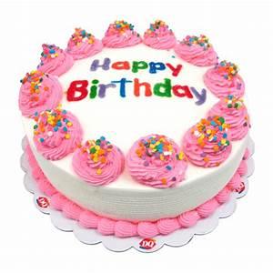 Dairy Queen Birthday Cake DQ® - Cakes Menu - Dairy Queen
