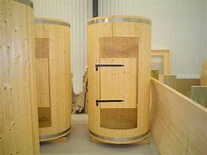 Tonne Aus Holz : sauna dusch tonne aus holz saunadusche onlineshop ~ Watch28wear.com Haus und Dekorationen