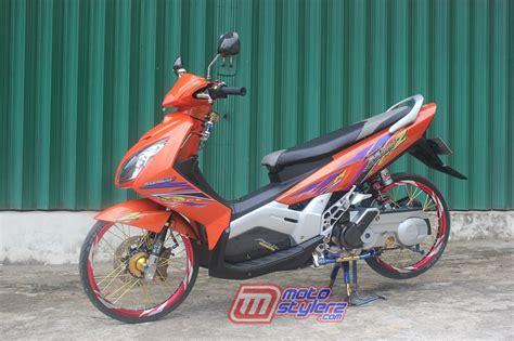 Modifikasi Nouvo Z by Modifikasi Nouvo Z 2005 Palembang Tilan