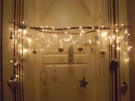Fensterdeko Weihnachten Aussen by Fensterdeko Weihnachtszweig Deko Weihnachten