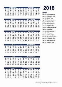 Fiscal Week Calendar 2020 2018 Fiscal Period Calendar 4 4 5 Free Printable Templates