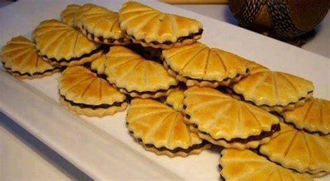 cuisine du maroc choumicha sablés aux dattes facile choumicha cuisine marocaine
