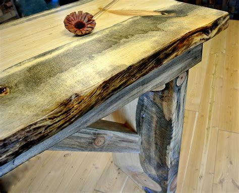 Beetle Kill Pine Lumber Boulder by Beetle Kill Pine Bar From Sustainable Lumber Co Decor