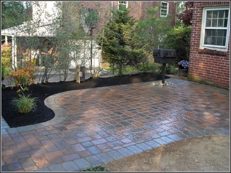 pavers ideas backyard patio ideas with pavers patios home decorating ideas n94qo91aaw