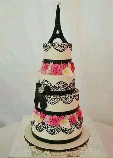 eiffel towers birthday cake designs xcitefunnet