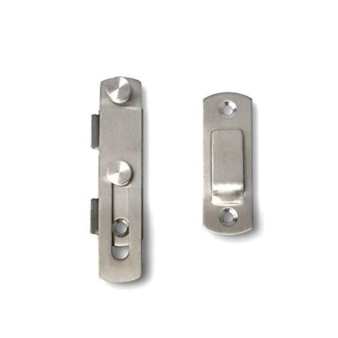 Alise MS9001 Stainless Steel Flip Latch Gate Latches Bar