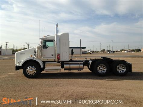 used kenworth trucks for sale in texas 2016 kenworth t800 in texas for sale 24 used trucks from