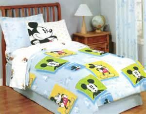 disney mickey mouse comforter twin girls boys bedding