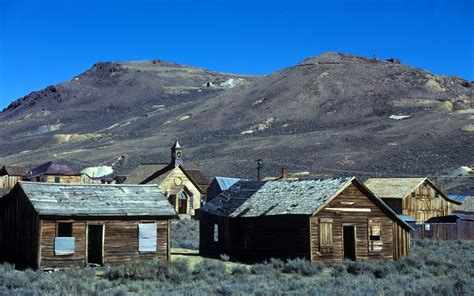 american ghost towns bodie california travel leisure