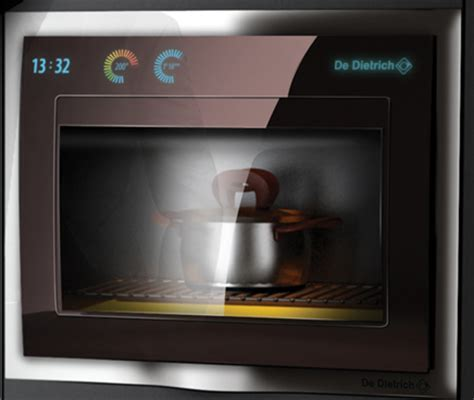 Futuristic kitchen appliances from De Dietrich Design Contest