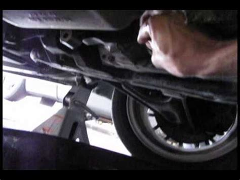 changing   oil saab   automatic transmission