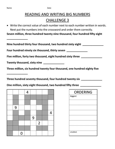 4th grade writing worksheets learning printable