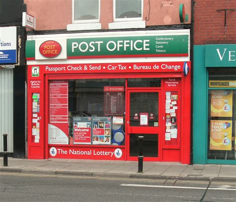 bureau postal reddish post office stockport office services opening