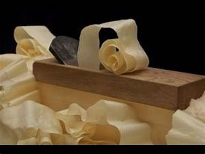 Woodworking, Japanese Hand Plane, Unbelievable Shavings
