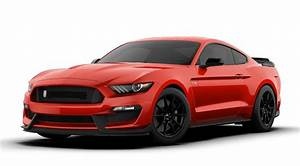 2020 Ford Mustang Shelby GT350 Exterior Colors