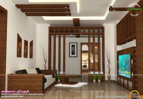 kerala home interior design living room home combo
