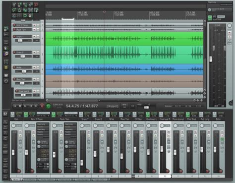 audio desk recording software what is the best daw for beginners