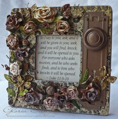 Scraps Life Graphic Altered Frame