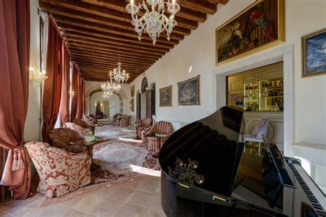 Tendaggi Di Lusso Tendaggi Per Villa Barbarich Resort Di Charme A Venezia