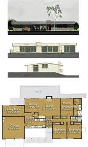two bedroom home plans build an eichler ranch house 8 original design house