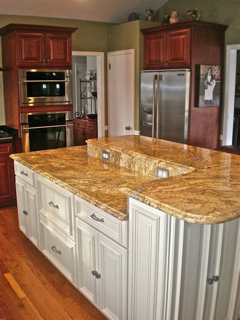 Common Bathroom Countertop Materials by Popular Kitchen Countertop Materials Decozilla