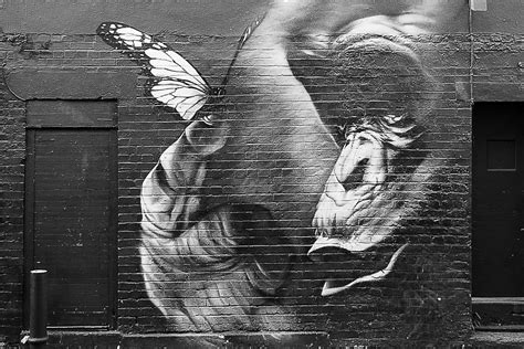 london street art photography