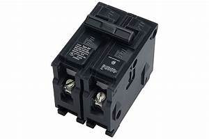 What Are Double-pole Circuit Breakers
