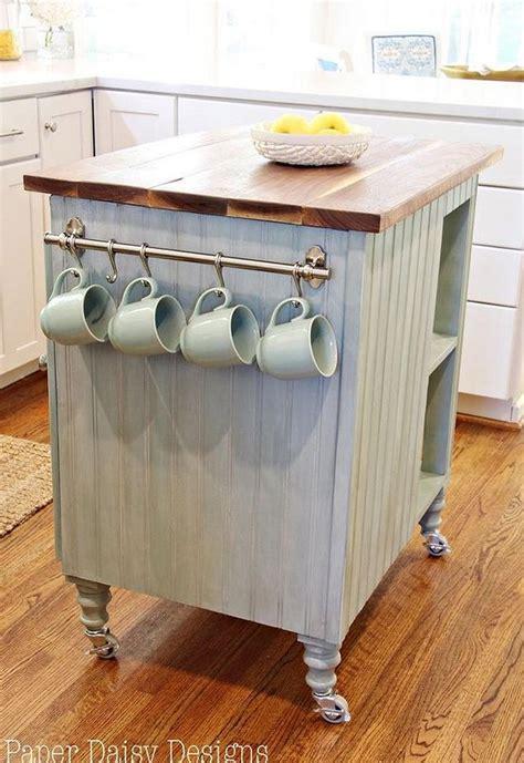 kitchen trolley ideas diy kitchen island ideas and tips