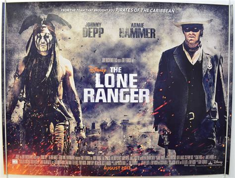 lone ranger the original cinema poster from pastposters posters and