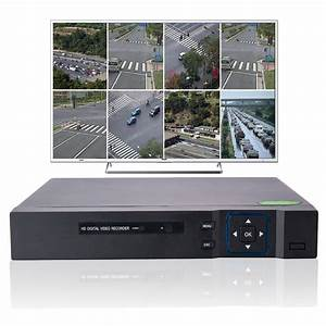 New 8ch Channel Digital Video Recorder 960h Hdmi Dvr For
