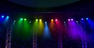Colorful Stage Lights 2 by Squidgital VideoHive