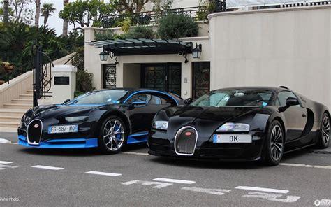 El bugatti chiron hace su debut en el salón de ginebra y, sin duda, es una de las mayores estrellas de la muestra. Bugatti Chiron - 16 fvrier 2018 - Autogespot