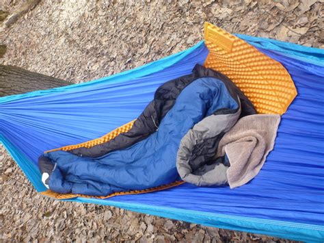 Hammock Backpacking Tips by 7 Tips For Winter Hammock Cing In Alabama