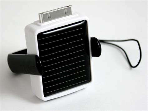 iphone solar charger solar powered charger envirogadget