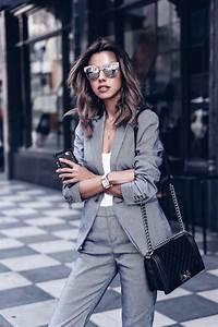 Look Chic Femme : le tailleur femme chic plus de 100 id es de look pour une femme de caract re obsigen ~ Melissatoandfro.com Idées de Décoration