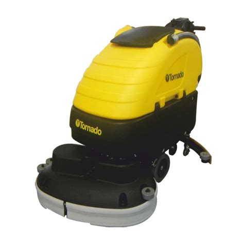 Tornado Floor Scrubber Battery Charger by 28 Quot Tornado 174 Bd 28 20 Automatic Floor Scrubbing Machine
