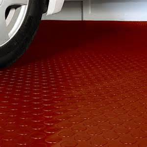 the auto floor guard garage floor mat has built in edges your car or images frompo