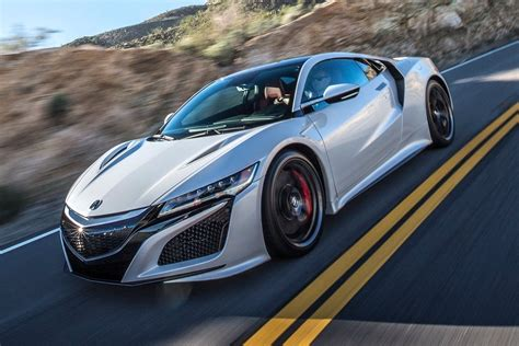 2020 Acura Integra : New Honda Nsx Type R To Arrive By 2020