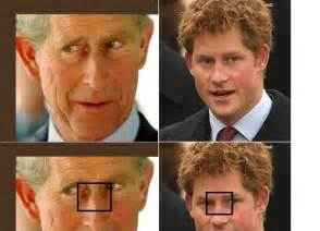 Charles James Hewitt Prince Harry